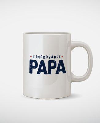 Mug L'incroyable papa
