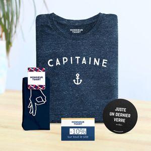 T-Shirt Box Octobre 2019