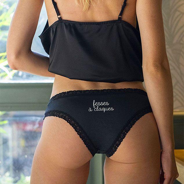 Les petites culottes de Madame