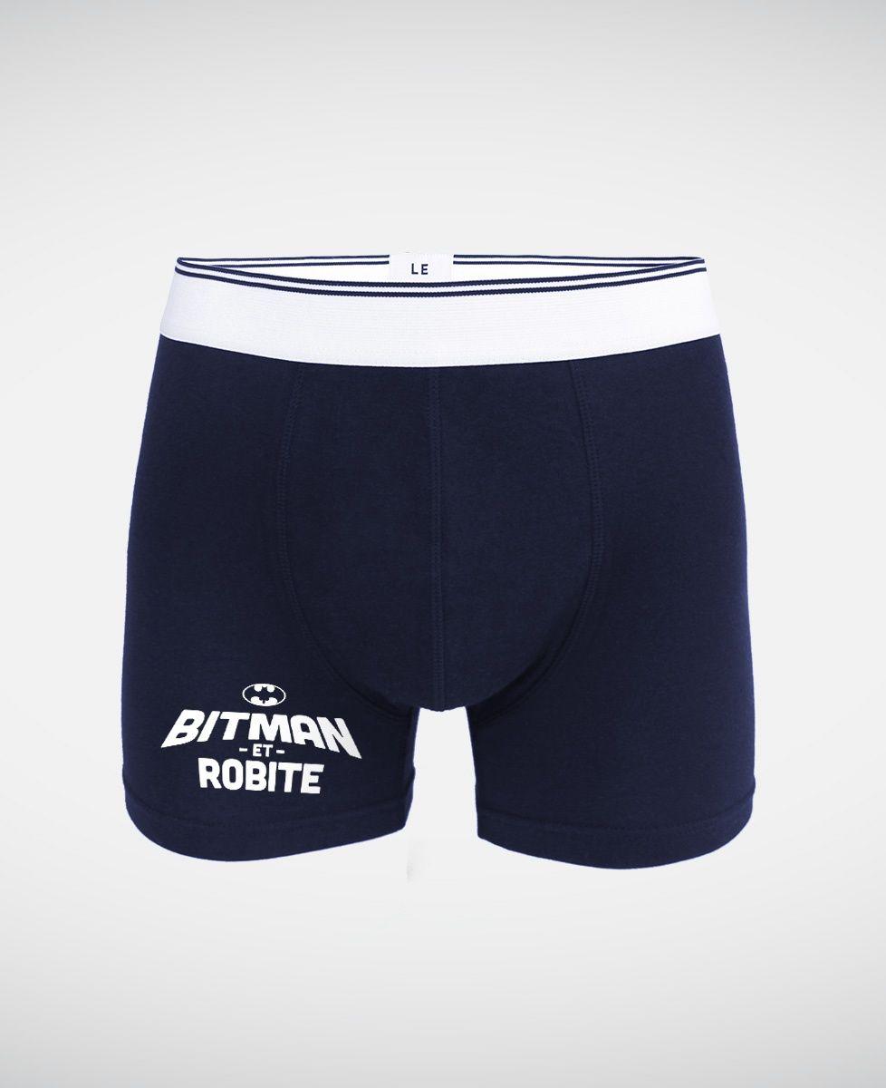 Boxer Bitman et Robite