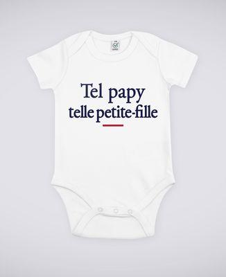 Body Tel papy telle petite-fille