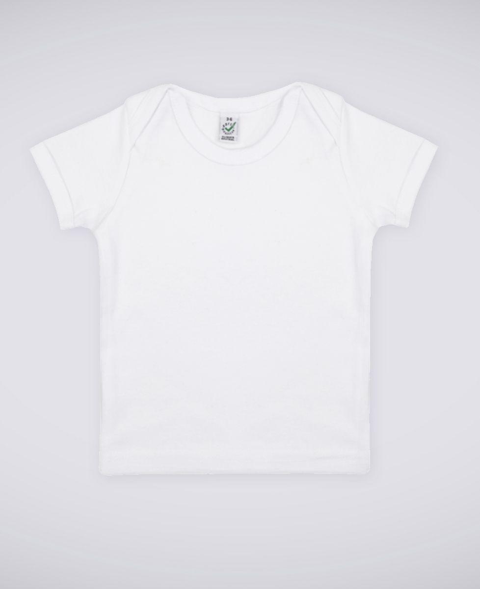 T-Shirt bébé Année brodée personnalisée