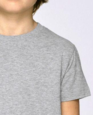 T-Shirt enfant Année brodée personnalisée