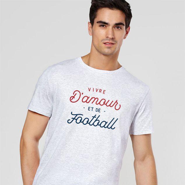 T-shirts Foot