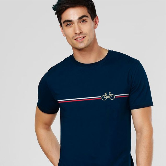 T-shirts Vélo
