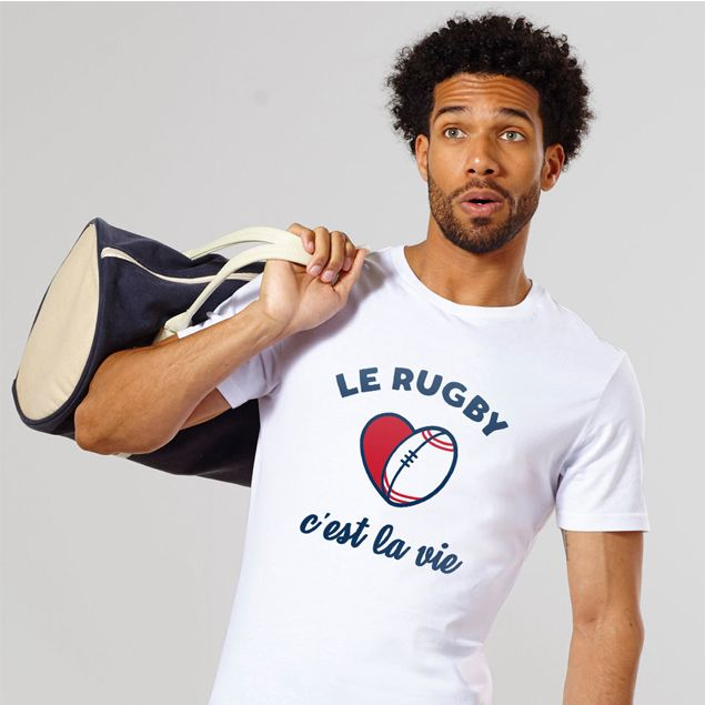 T-shirts Rugby