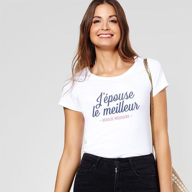 T-shirts EVJF