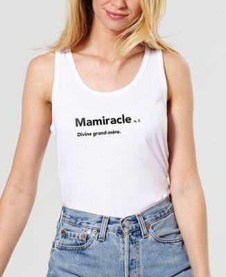 Débardeur femme Mamiracle