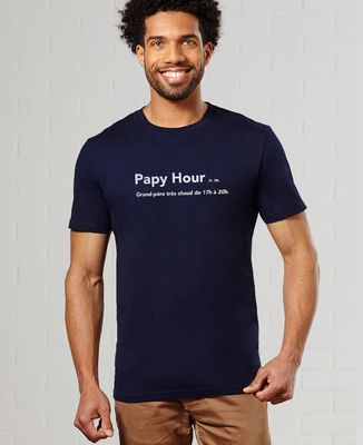 T-Shirt homme Papy Hour