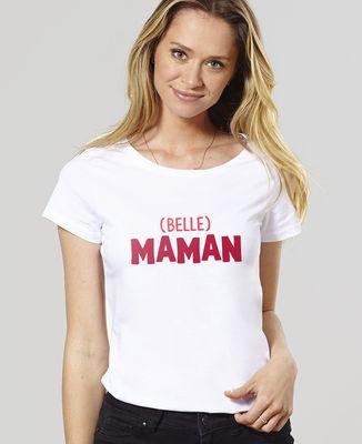 T-Shirt femme (Belle) Maman