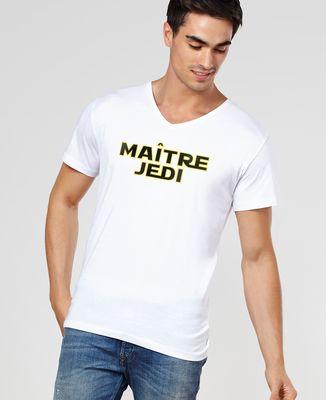 T-Shirt homme Maître Jedi