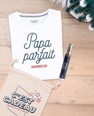 Coffret Papa parfait + parfum