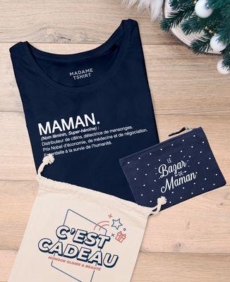 Coffret Maman définition + bazar maman