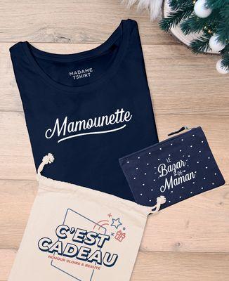 Coffret Mamounette + pochette bazar