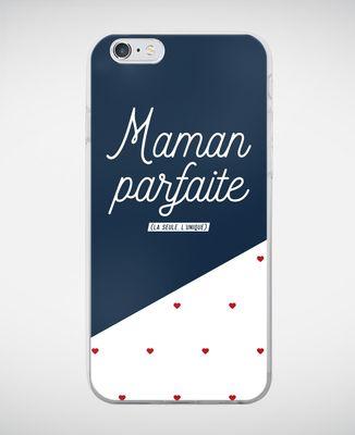 Coque smartphone Maman parfaite