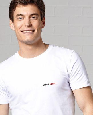 T-Shirt homme Arnacoeur (brodé)