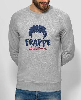 Sweatshirt homme Frappe de bâtard