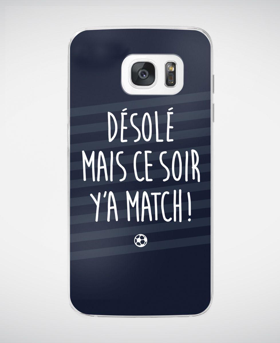 Coque smartphone Y'a match