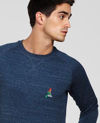 Sweatshirt homme Sirène (brodé)