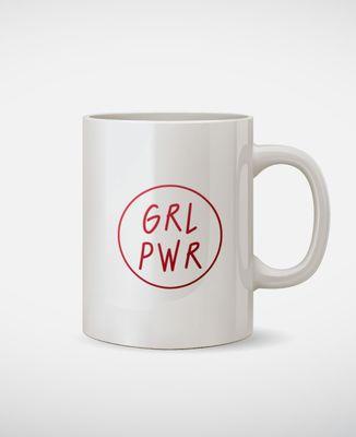 Mug GRL PWR