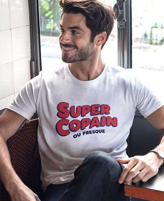 T-Shirt homme Super copain