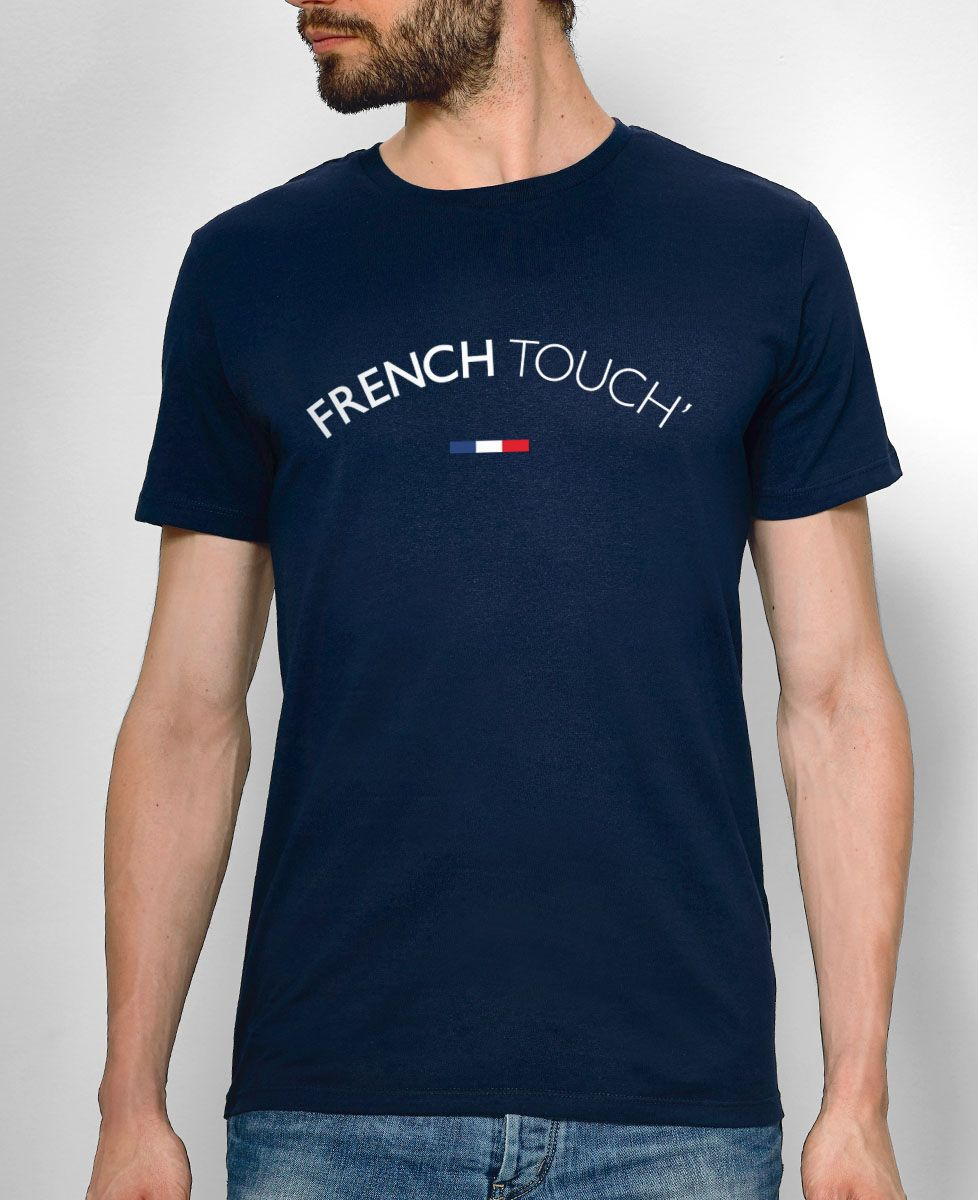 T-Shirt homme French Touch'