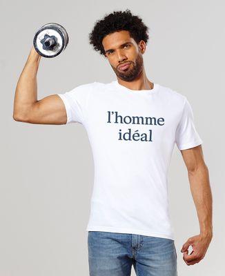 T-Shirt homme L'homme idéal II