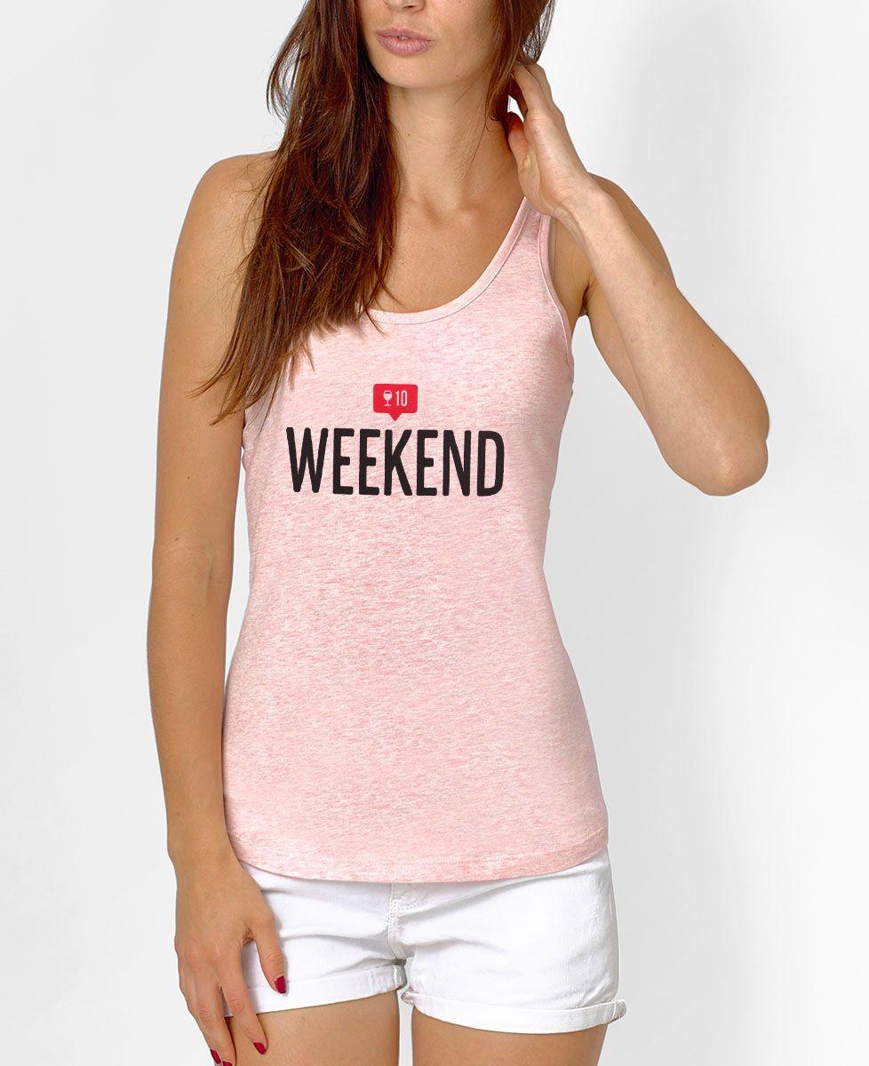 Débardeur femme Weekend