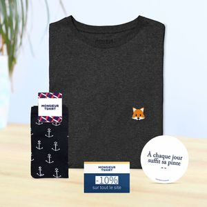 T-shirt Box Janvier 2020