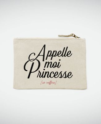 Pochette Appelle moi Princesse