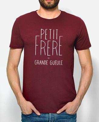 T-Shirt homme Petit frère