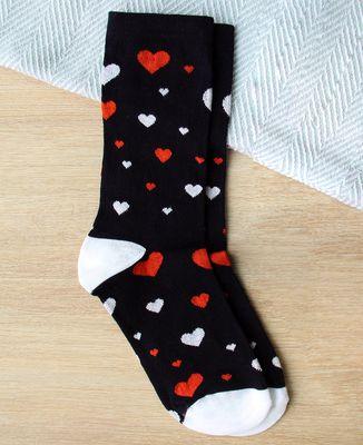Chaussettes homme L'amour est dans le pied