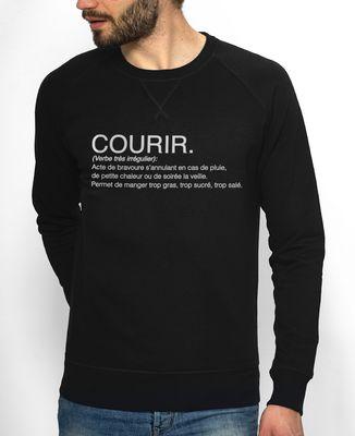 Sweatshirt homme Courir