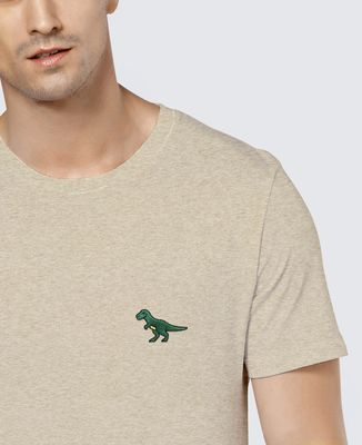 T-Shirt homme T-Rex (brodé)