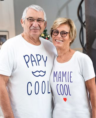 T-Shirt homme Papy cool