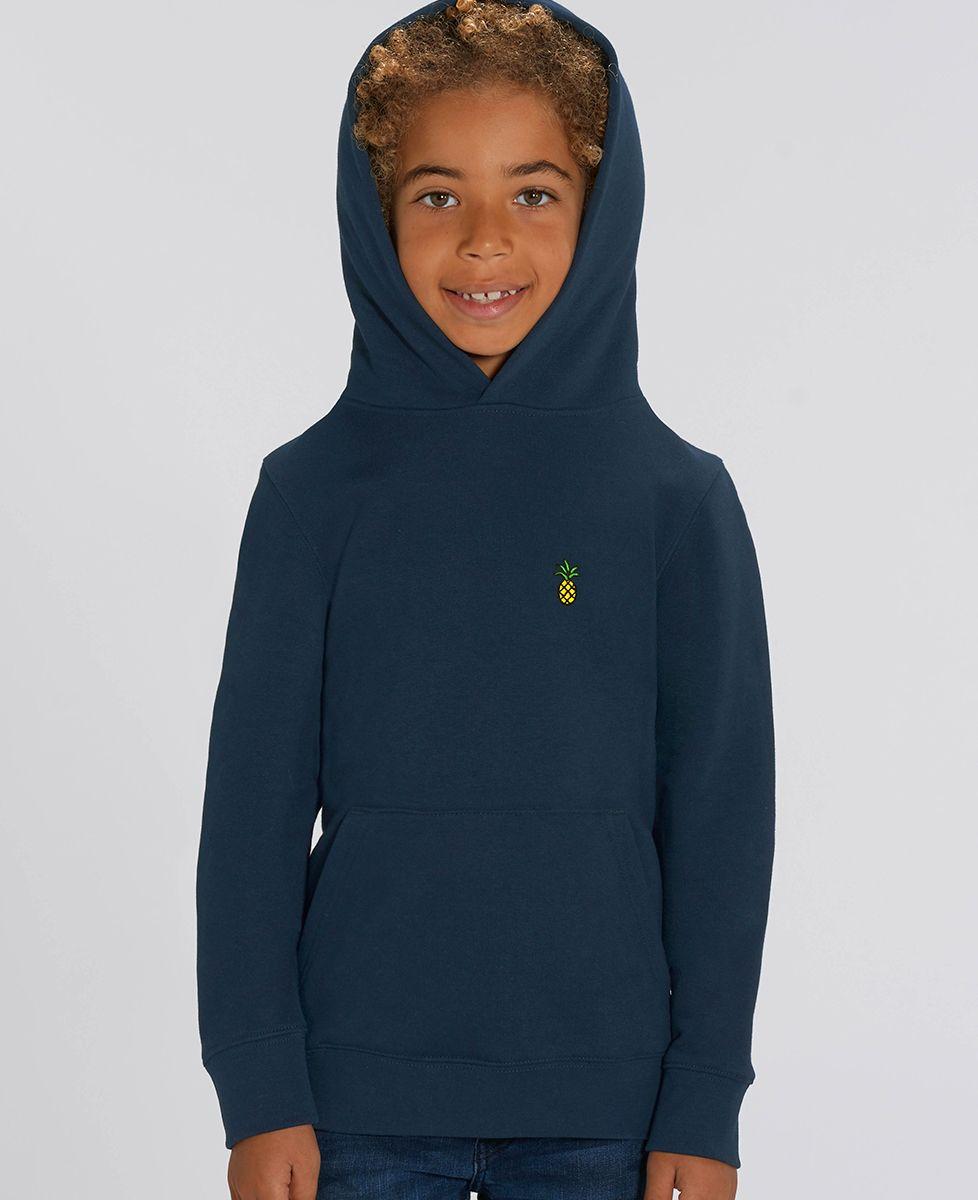 Hoodie enfant Ananas (brodé)