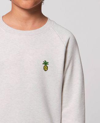 Sweatshirt enfant Ananas (brodé)