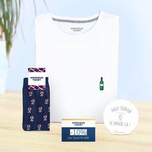 T-shirt Box Mars 2020