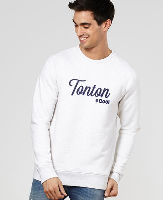 Sweatshirt homme Tonton cool