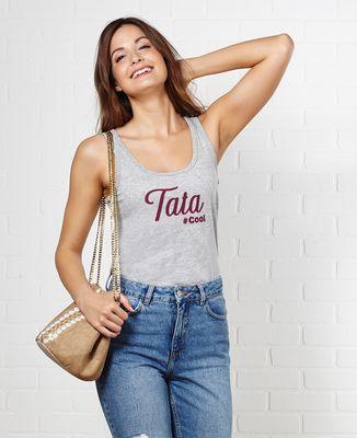 Débardeur femme Tata cool