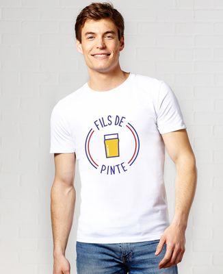 T-Shirt homme Fils de pinte