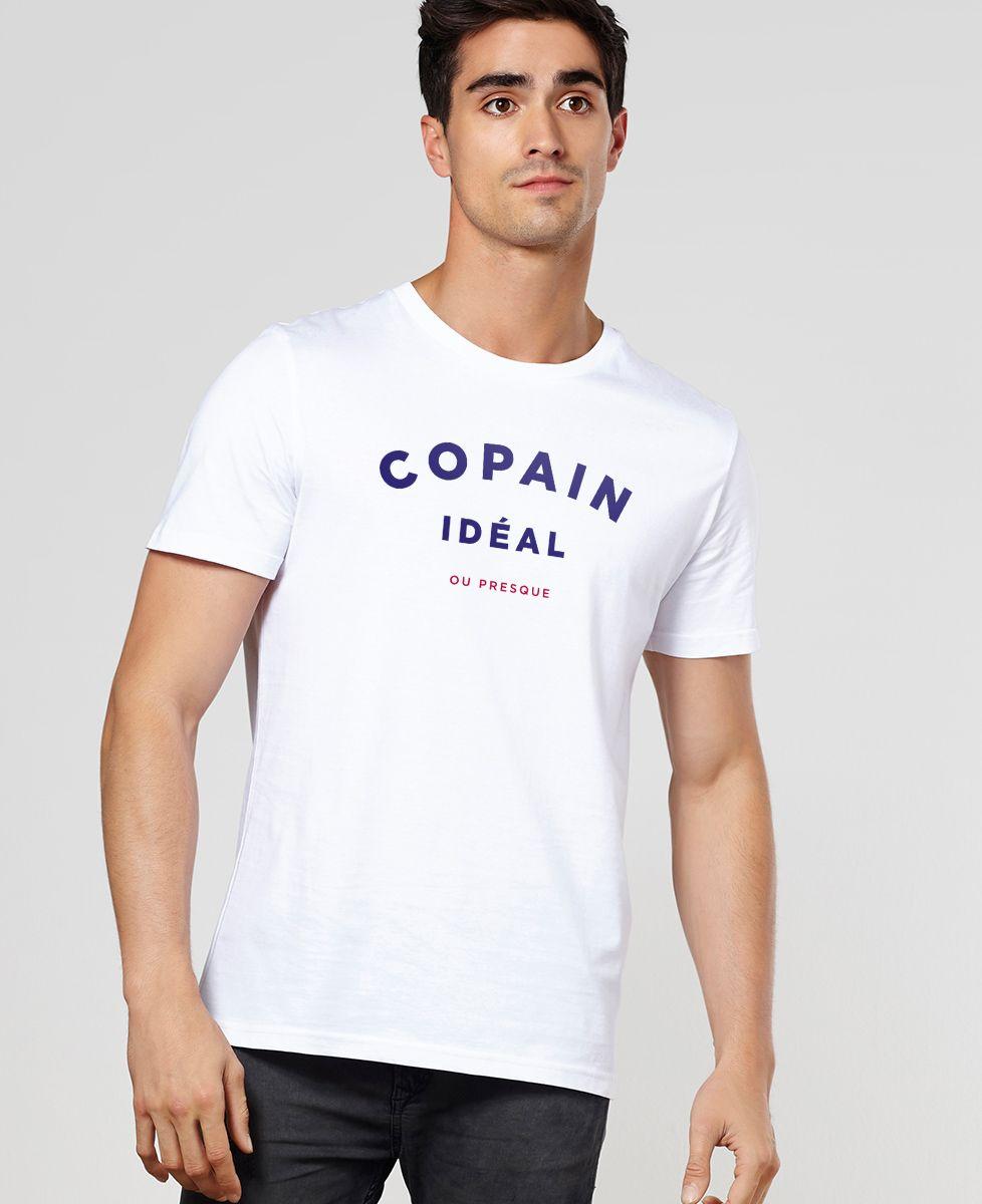 T-Shirt homme Copain Idéal