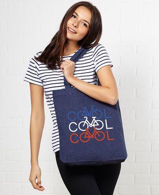 Tote bag COOL COOL COOL