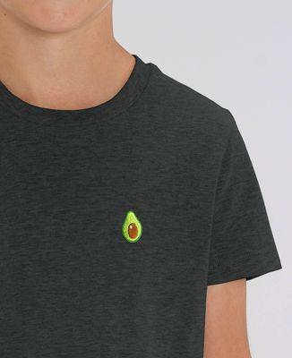 T-Shirt enfant Avocat (brodé)