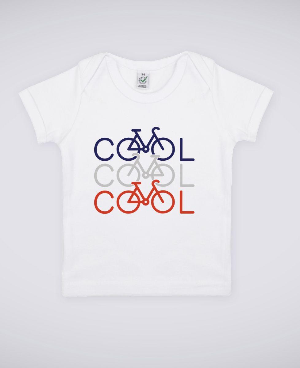 T-Shirt bébé COOL COOL COOL