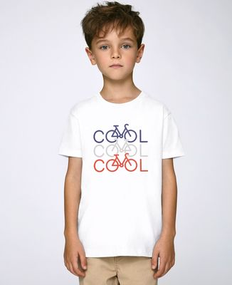 T-Shirt enfant COOL COOL COOL