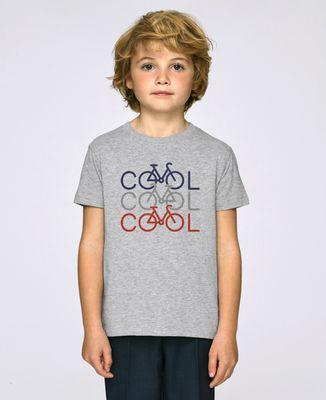 T-Shirt enfant COOL COOL COOL