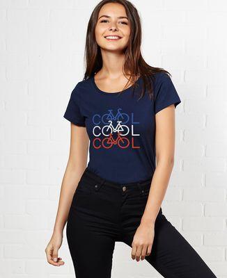 T-Shirt femme COOL COOL COOL