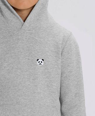 Hoodie enfant Panda (brodé)
