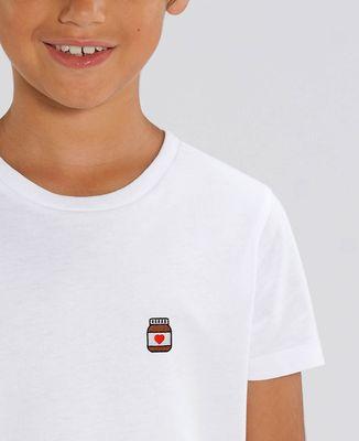 T-Shirt enfant Nutelove (brodé)